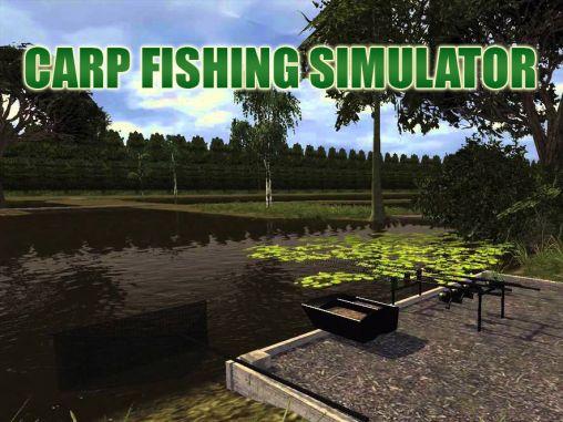 Carp fishing simulator скриншот 1