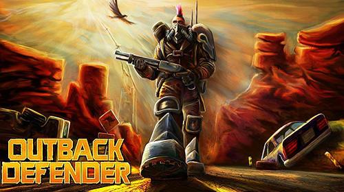 Outback defender Screenshot