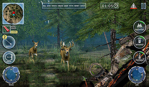 Bow hunter 2015 captura de tela 3