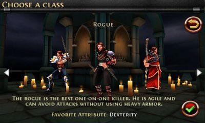 Dungeon Hunter скриншот 2