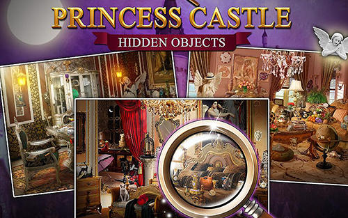 Hidden object: Princess castle screenshots