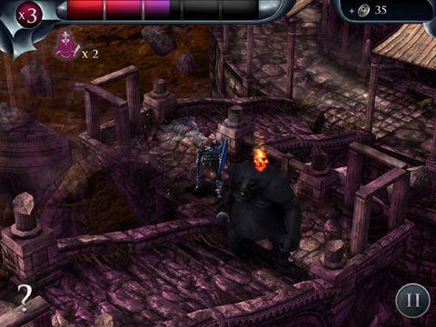 Скріншот Archangel на iPhone