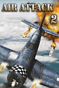 логотип Воздушная атака 2