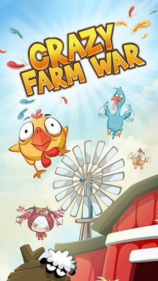 Crazy farm war Symbol