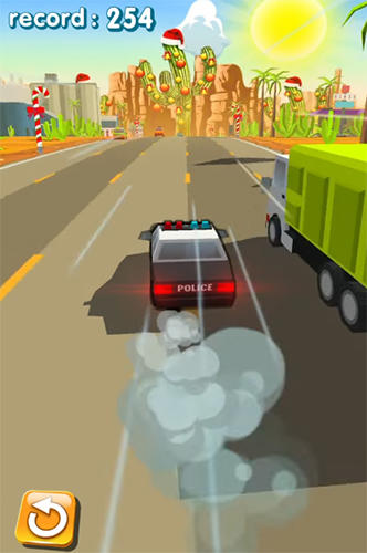 Hunger cops для Android