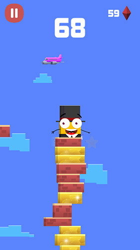 Tappy stack screenshot 1