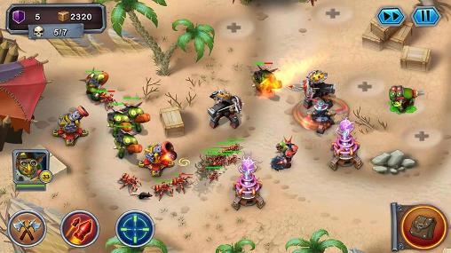 Goblin defenders 2 für Android