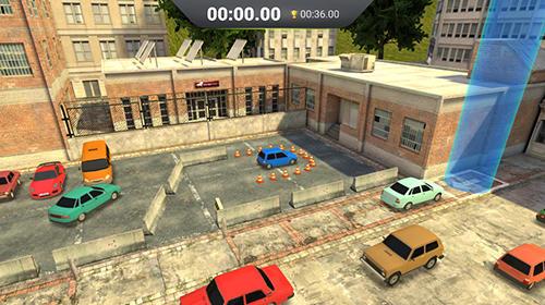 Real car parking simulator 16 pro screenshot 1