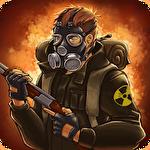 Apocalypse radiation island 3D Symbol