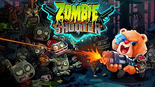 Bear gunner: Zombie shooter captura de pantalla 1