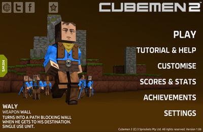 Hombres cubo 2 en español