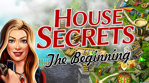 House secrets: The beginning. Hidden object quest скріншот 1