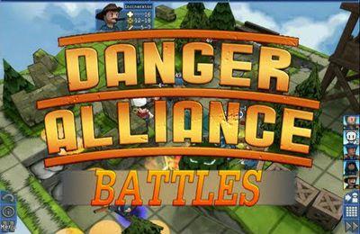 logo Unión peligrosa: Batallas
