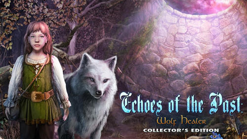 Echoes of the past: Wolf healer. Collector's edition Screenshot