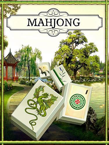 Mahjong solitaire sakura Screenshot