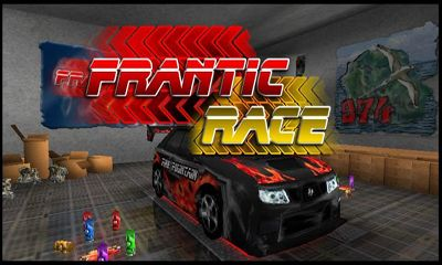 Frantic Race screenshot 1