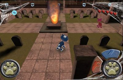 Scaredy Cat 3D Deluxe for iPhone for free