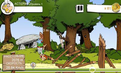 Asterix Megaslap screenshot 1