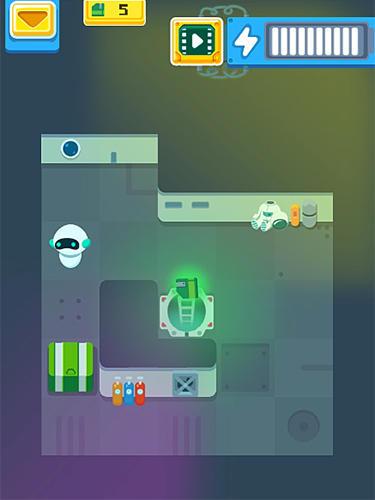Handybot HD Screenshot