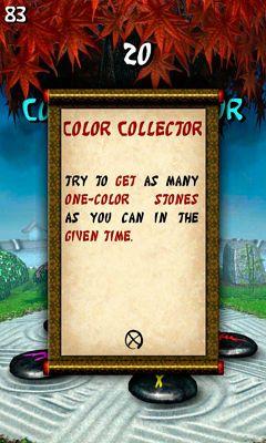 Arcade-Spiele Zen Training für das Smartphone