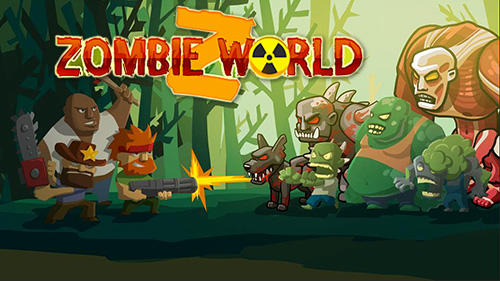 Zombie world: Tower defense Screenshot