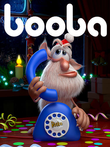 Talking Booba: Santa's pet Screenshot