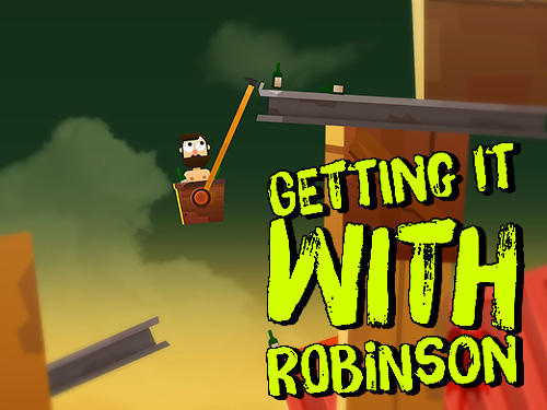 Getting over it with Robinson screenshot 1