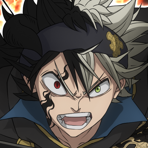 Black Clover Phantom Knights icono