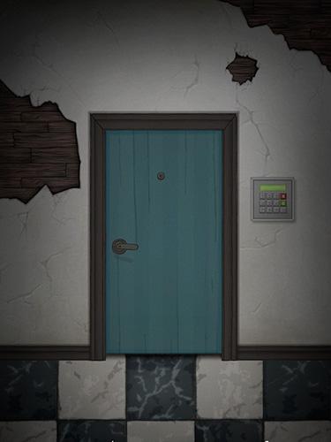 Abenteuer-Spiele 100 doors horror für das Smartphone
