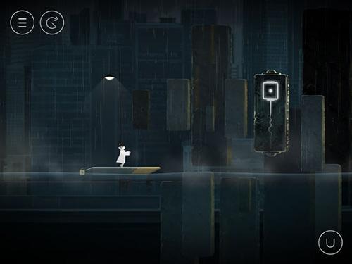 Screenshot Flood of light on iPhone
