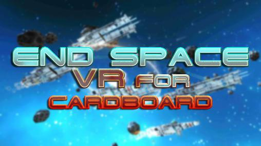 End space: VR for cardboard скріншот 1