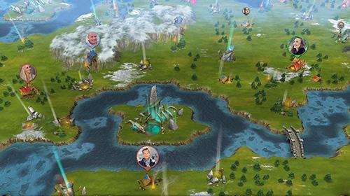 RPG-Spiele Stormfall: Saga of survival für das Smartphone