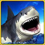 アイコン Angry shark: Simulator 3D