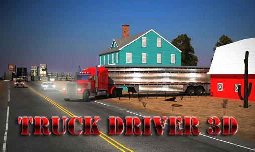 Truck driver 3D: Extreme roads Screenshot