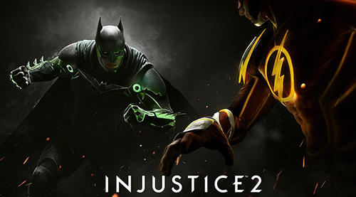 Injustice 2 capturas de pantalla