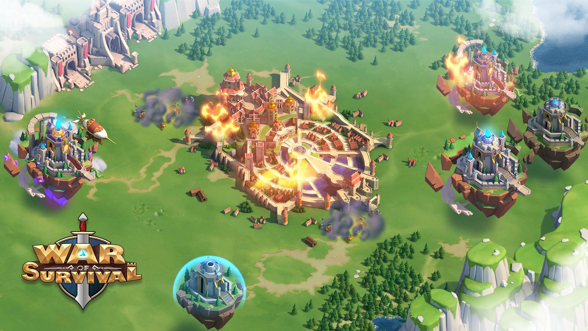 War of Survival screenshot 1