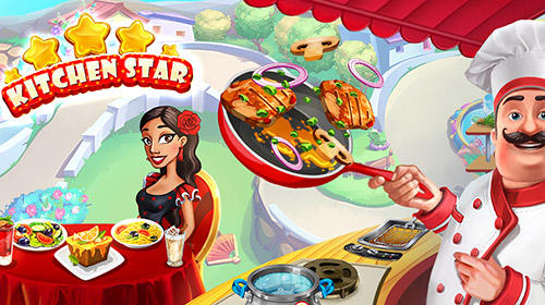 Restaurant: Kitchen star Screenshot