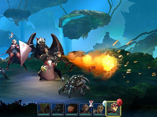Multiplayerspiele: Lade Zodiac: Orcannon Odyssee auf dein Handy herunter