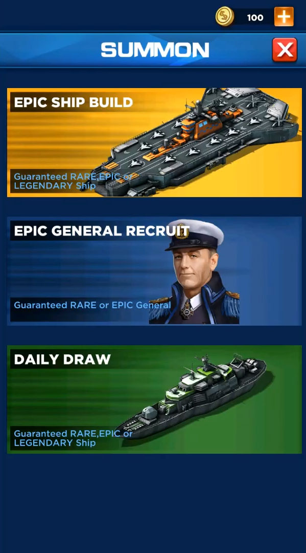 Battleship & Puzzles: Warship Empire screenshot 1