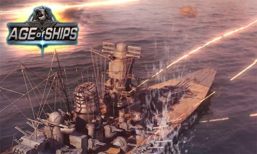 Age of ships capture d'écran