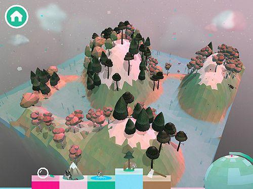 Toca: Nature pour iPhone gratuitement