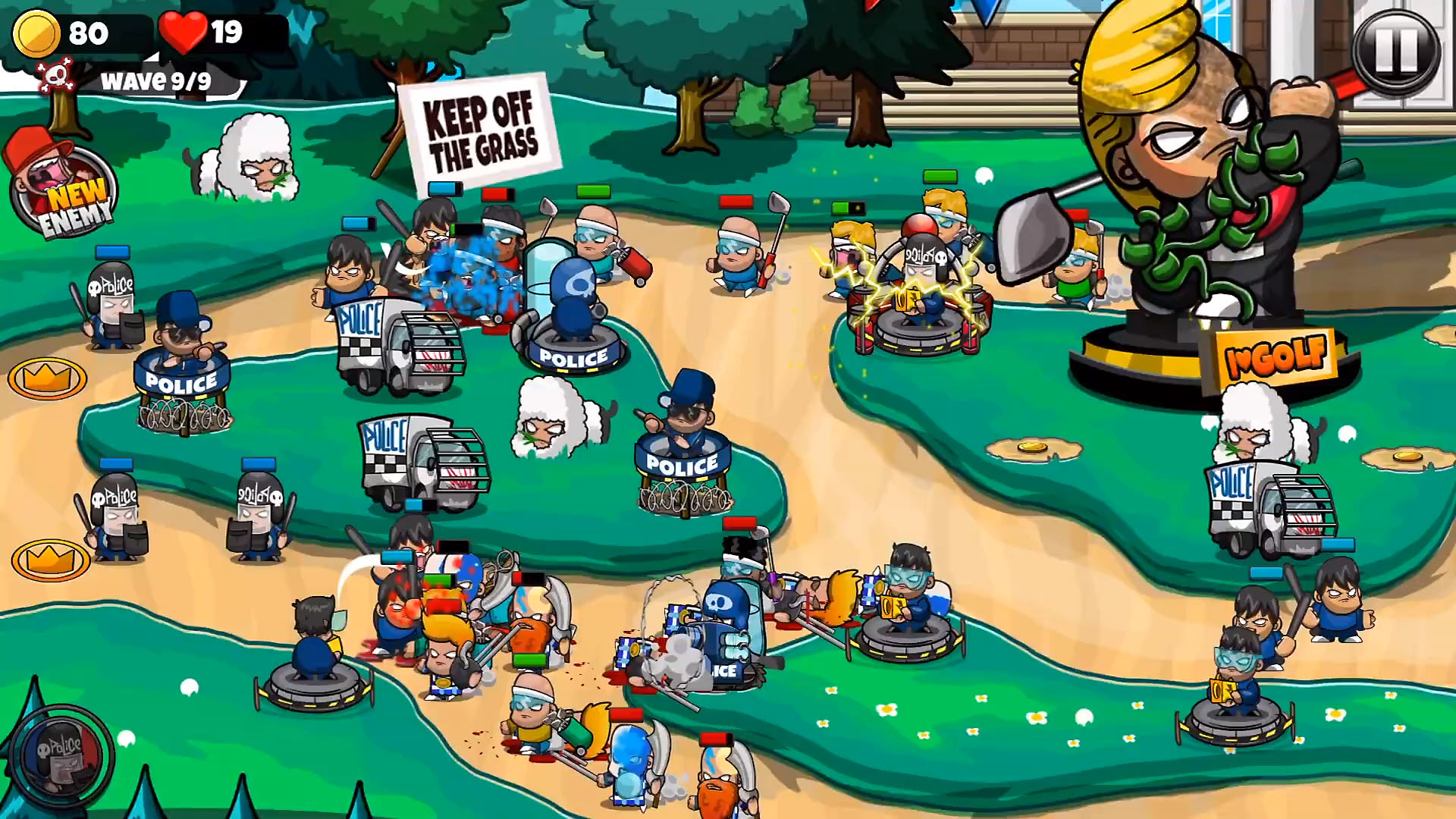 MAYOR MADNESS for Android