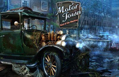 logo Motor Town: Soul of The Machine