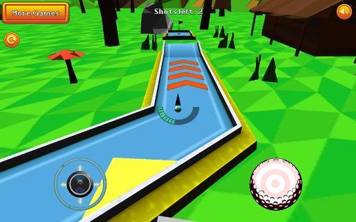 Mini golf: Retro для Android