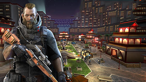Shooters Tom Clancy's shadowbreak auf Deutsch