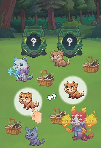 Sofia and Jack: Pets evolution Screenshot