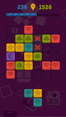 Placid place: Color tiles für Android