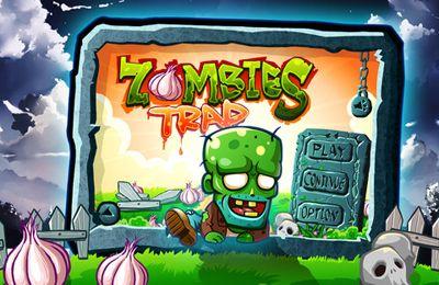 логотип Ловушка Зомби