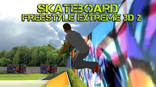 スケートボード・フリースタイル・エクストリーム 3D 2 スクリーンショット1