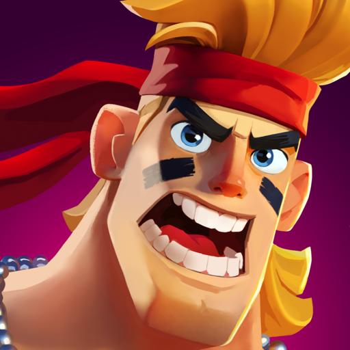 Hardhead Squad: MMO War icône